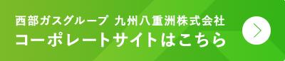 西部ガスグループ 九州八重洲株式会社 コーポレートサイトはこちら